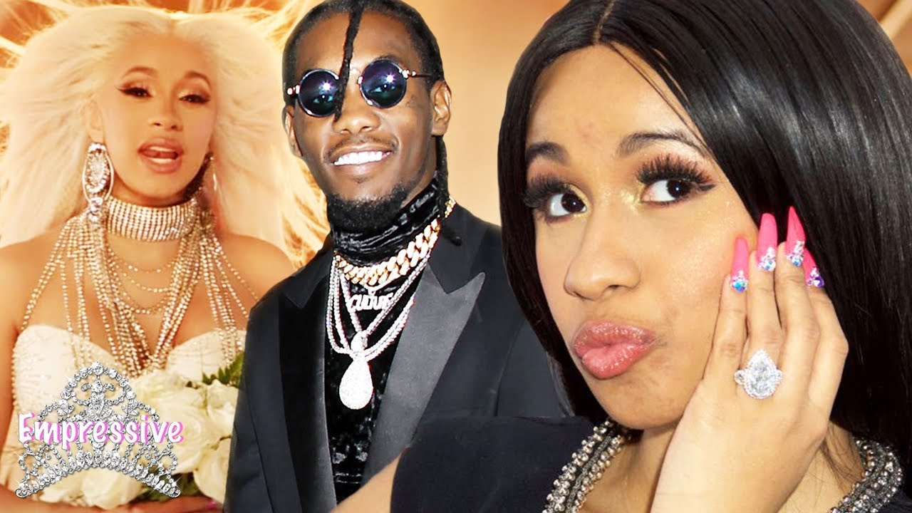 Cardi B's secret marriage to Offset is exposed! (Proof inside)