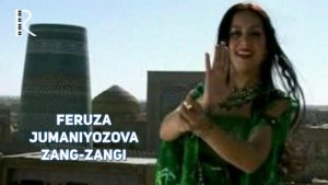Feruza Jumaniyozova - Zang-zangi | Феруза Жуманиёзова - Занг-занги
