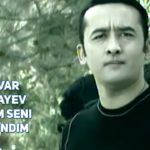 Anvar Sanayev - Jonim seni sog'indim | Анвар Санаев - Жоним сени согиндим