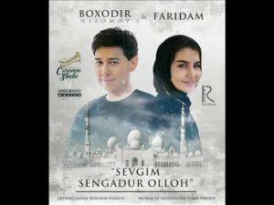 Baxodir Nizomov & Faridam | Sevgim sengadur OLLOH ( Premyera )