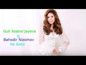 Guli Asalxo'jayeva ft  Bahodir Nizomov - Bo'ldim 2017 (MUSIC VERSION)