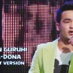 Ummon guruhi - Dona-dona | Уммон гурухи - Дона-дона (concert version)