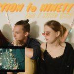 РЕАКЦИЯ ДРУЗЕЙ НА NINETY ONE - 'ALL I NEED' (MV)