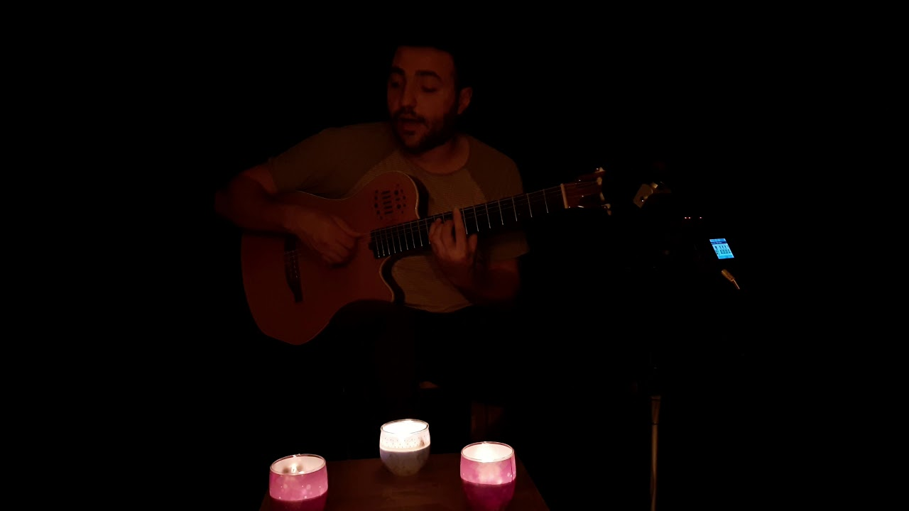 Emrah Eken - Sürgün Aşkımız (  Cover  )-( Emrah Karaduman feat. Derya Uluğ )