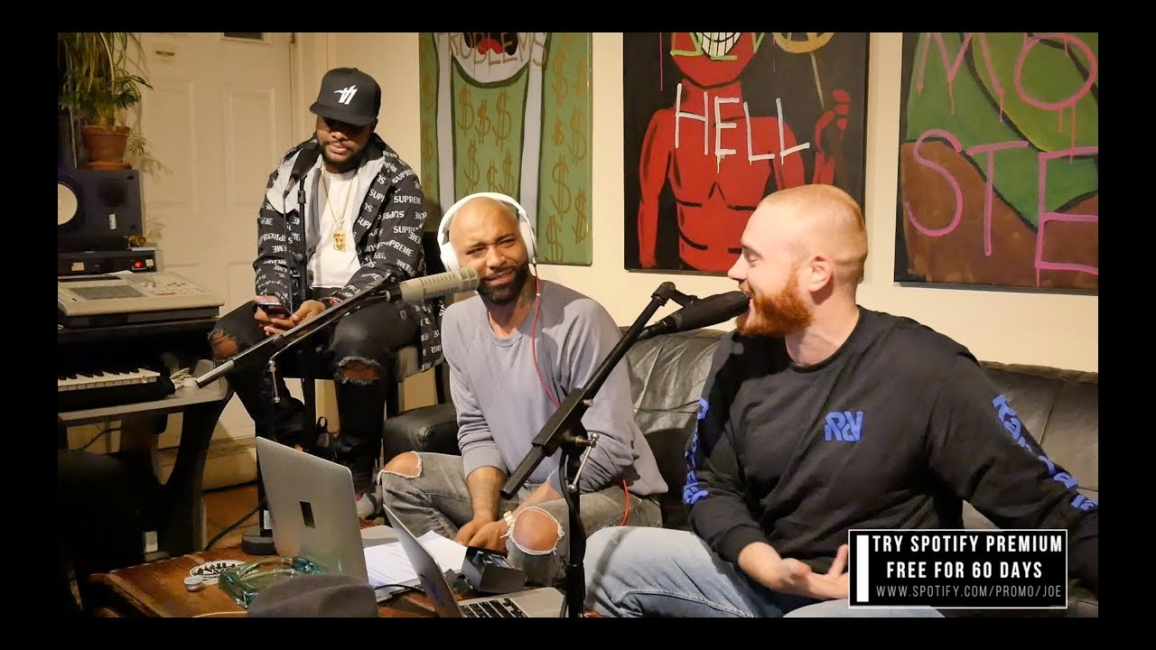 Joe Responds to Eminem | The Joe Budden Podcast