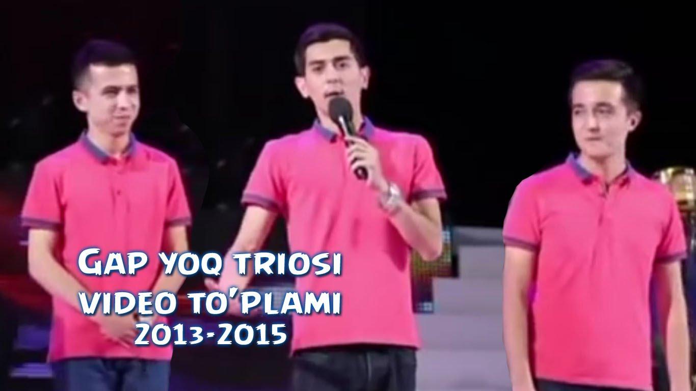 Gap yoq triosi (video to'plami) | Гап йук триоси (видео туплами) 2013-2015