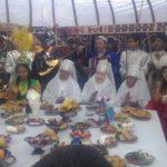 Казахская народная песня в Ташкенте Узбекистан. Казахский культурный центр