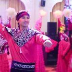 Казахский танец ТОЙ ДУМАН. АЛТЫН ТОЙ КЫЗ УЗАТУ ALTYN TOI
