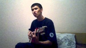 Теміржан-Кешір мені жаным (казахские песни под гитару)