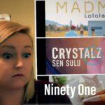 Triple QPOP REACTION - Ninety one 'Bayau' MV / Crystalz 'Sen sulu' MV & Mad Men 'Lalalem' MV