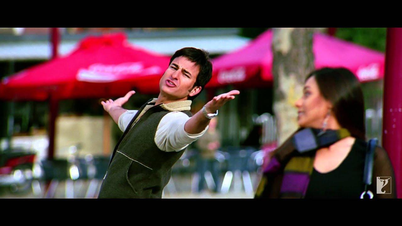 Chak De - Full Song   Hum Tum   Saif Ali Khan   Rani Mukerji   Sonu Nigam   Sadhana Sargam