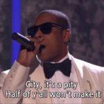 Alicia Keys & Jay Z – Empire state of mind *LIVE* with lyrics [2009]