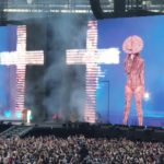 On The Run II - Beyoncé & Jay Z opener and Holy Grail - Olympic Stadium, London 2018