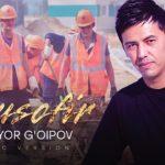 Doniyor G'oipov - Musofir | Дониёр Гоипов - Мусофир (music version)
