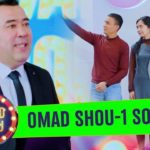 Omad SHOU 1-son | Омад ШОУ 1-сон
