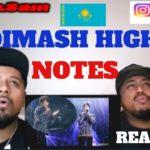 dimash kudaibergen Димаш Кудайберген   Best Vocals High Notes & Whistle reaction REACTION REACTION