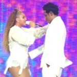 Beyoncé & JAY-Z - OTR  II - Holy Grail/Part II/ 03 Bonny & Clyde - Met Life Stadium NJ
