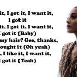 Ariana Grande – 7 rings (Lyrics)