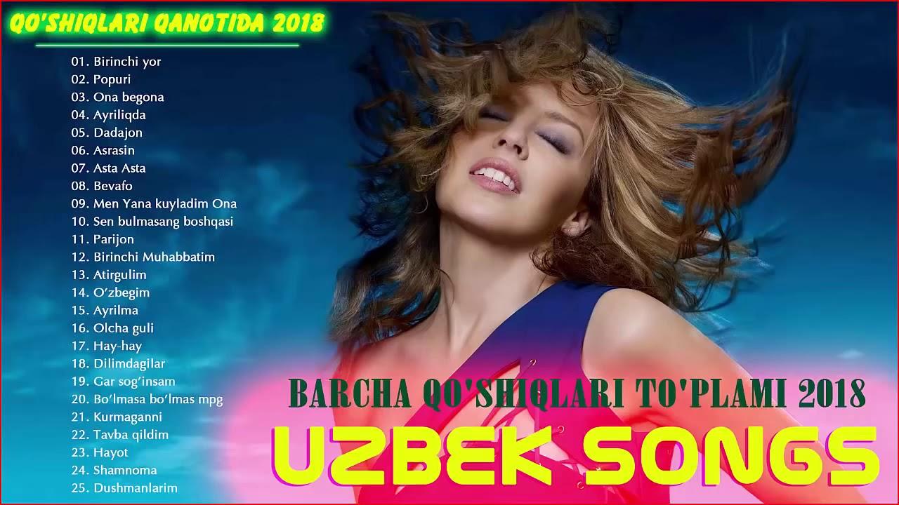 Barcha qo'shiqlari to'plami 2019  | Узбекская музыка 2019 |  Топ 30 узбек песни 2019
