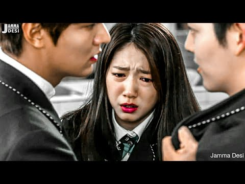 Korean Mix Hindi Songs ? Love Triangle Story ? Kore Klip ? College Love  Story Song ? Jamma Desi скачать или слушать в mp3