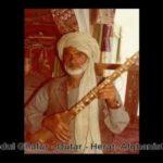 Abdul Ghafur – Dutar – Herat, Afghanistan – Uzbek Song