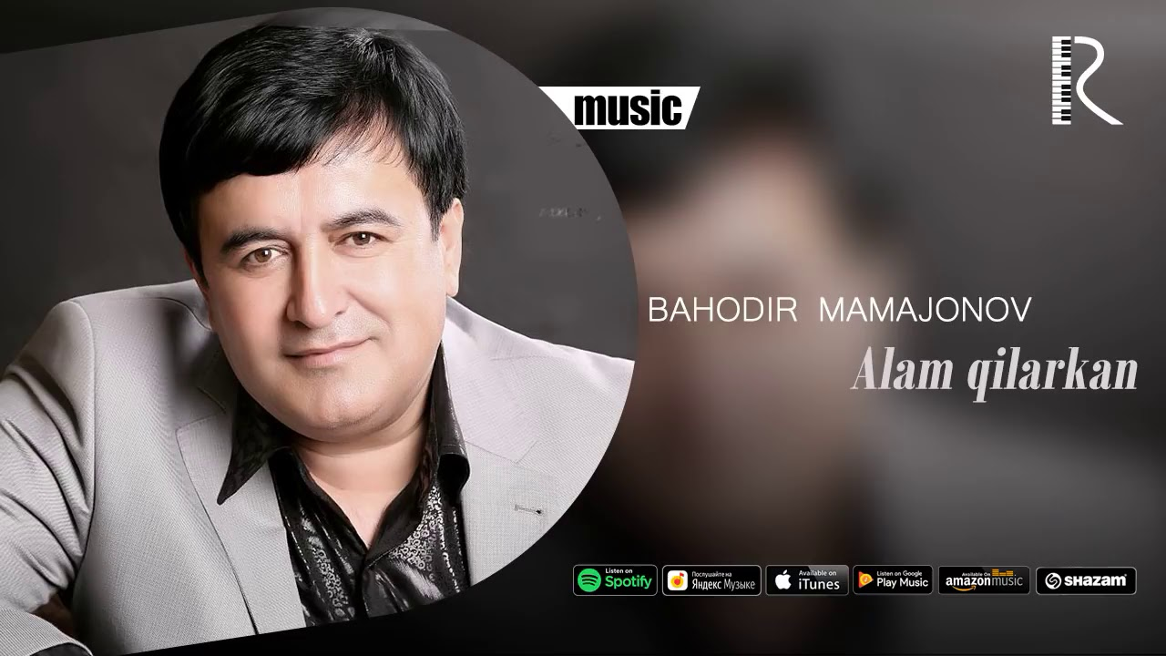 Bahodir Mamajonov   Alam qilarkan   Баходир Мамажонов   Алам киларкан music ver HD