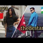Derya Ürkmez ft thedestan – üzülmedin mi? Prod.byDiorproduction Rap versiyon Türkiye Özbekistan