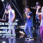 Ummon - Hammamiz birga | Уммон - Хаммамиз бирга (concert version 2016)