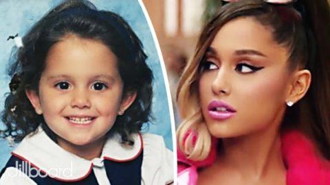 Ariana Grande - Music Evolution (1998 - 2019)