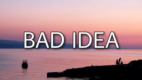 Ariana Grande - Bad Idea (Lyrics)