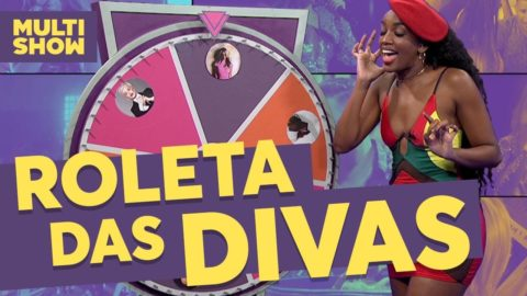 IZA canta ARIANA GRANDE!   TVZ   Música Multishow