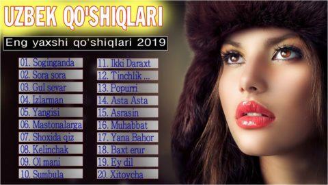 Uzbek Qo'shiqlari 2019 - Jonli ijro qo'shiqlar to'plami 2019 - Узбекские песни лучших песен 2019