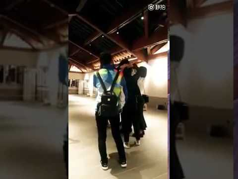 DIMASH KUDAIBERGEN  some videos backstage  In Qufu, Shandong  23/9/18