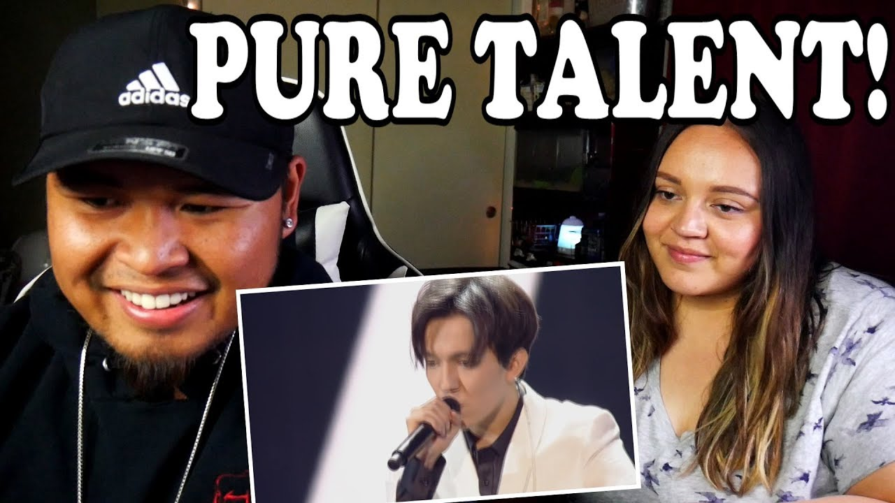 Dimash Kudaibergen PERFORMS Give Me Your Love | REACTION 2019
