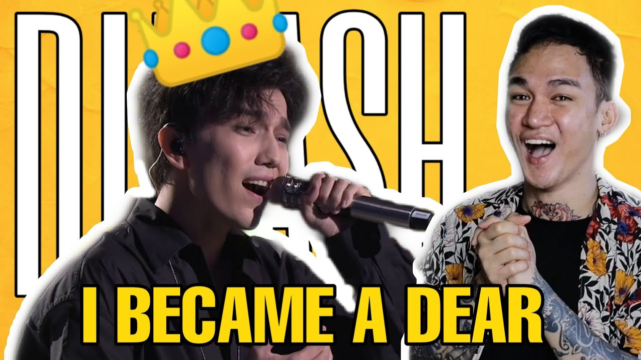 Dimash REACTION - Unforgettable Day LIVE @ Miss World 2018 | DEAR Reacts