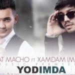 Furqat Macho & Xamdam - Yodimda | Фуркат Мачо & Хамдам - Ёдимда (music version)