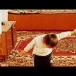 ISLOMBEK IBRAGIMOV - 5 years old Sarvarbek dancing at Uzbek song