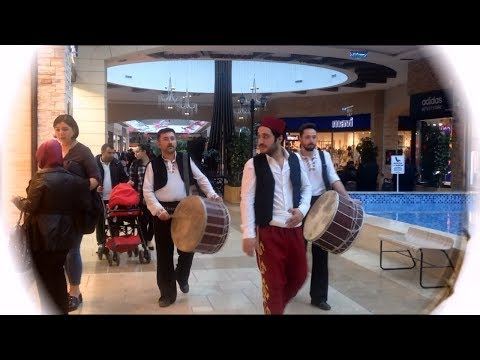 Турецкие барабаны.Türk davul