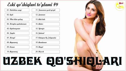 Uzbek Qo'shiqlari 2019 - Eski qo'shiqlari to'plami - узбекская музыка 2019 - узбекские песни 2019#9