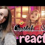 Crystalz - Sen sulu [MV] Reaction | Реакция💞 qpop? #qpop #crystalz #qazaqstan