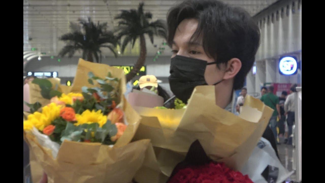 Dimash Kudaibergen Димаш Құдайбергенов On July 20,2019,  Almaty arrived in Beijing【FULL HD VIDEO】
