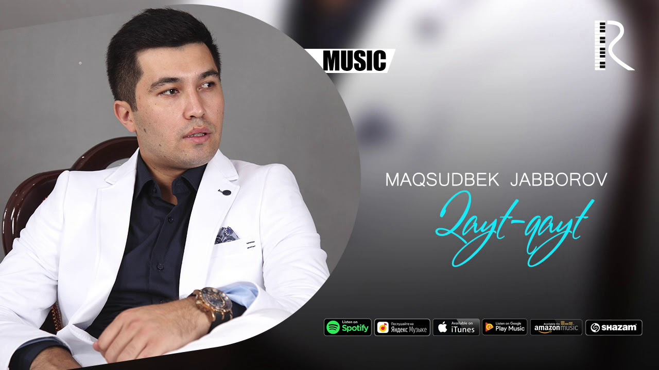 Maqsudbek Jabborov - Qayt-qayt | Максудбек Жабборов - Кайт-кайт (music version)