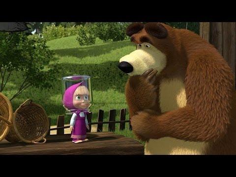 Маша и Медведь - День варенья (6 Серия) Masha and The Bear / FULL HD