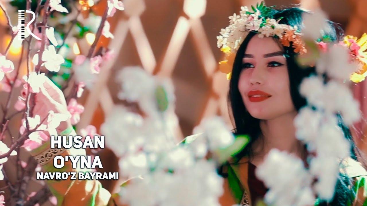 Navro'z bayrami - Husan - O'yna   Хусан - Уйна (remix)