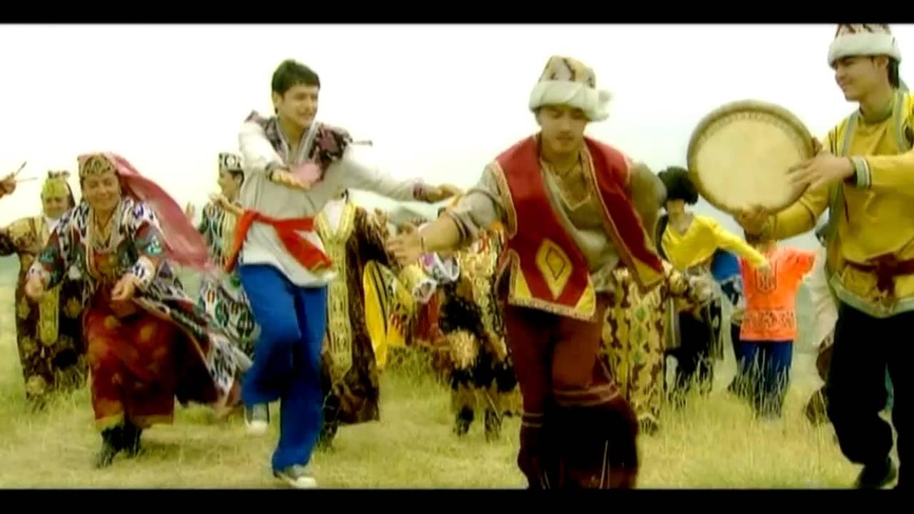 Oybek va Nigora - Boboy jonim (Official HD Clip)