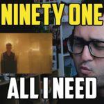 [QPOP] NINETY ONE - ALL I NEED [MV] REACTION