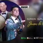 Surxon guruhi - Janon bo'laman deb   Сурхон Гурухи - Жанон буламан деб (music version)