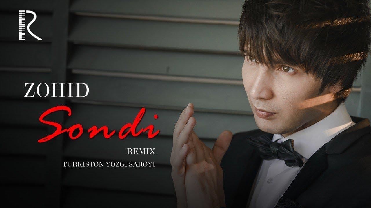 Zohid - So'ndi (remix) Turkiston yozgi saroyi
