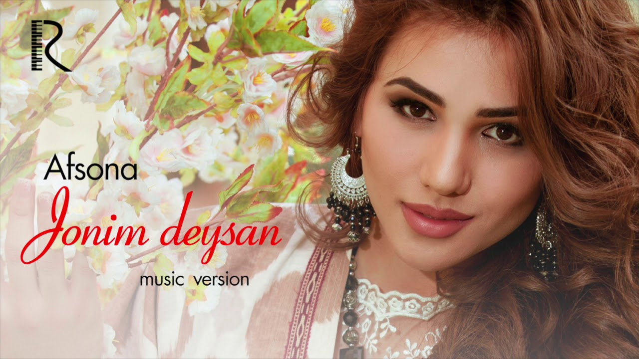 Afsona - Jonim deysan | Афсона - Жоним дейсан (music version)