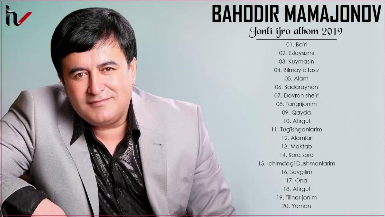 Bahodir Mamajonov eski qo'shiqlari - Бaходир Мамажонов старые песни